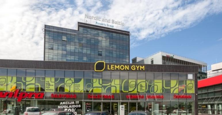 Lemon Gym in the Baltics