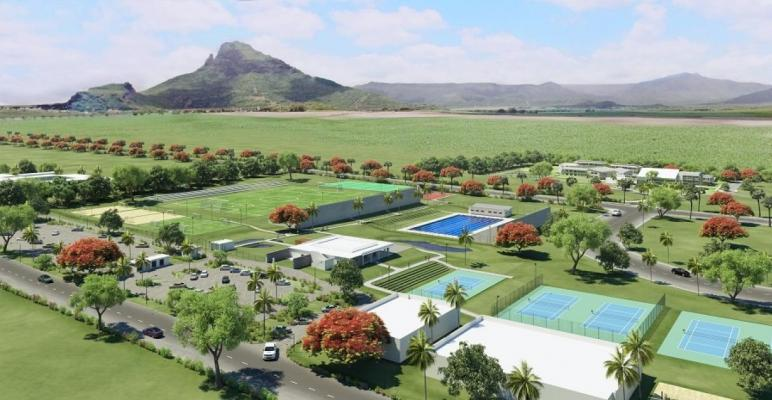 Perfect Gym in Paradise: Spark Unicity in Mauritius!